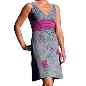 Patagonia knit floral Margot dress